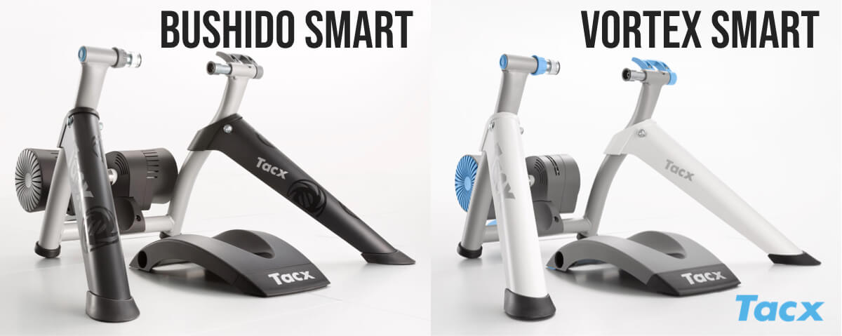 Tacx Bushido & Vortex Smart