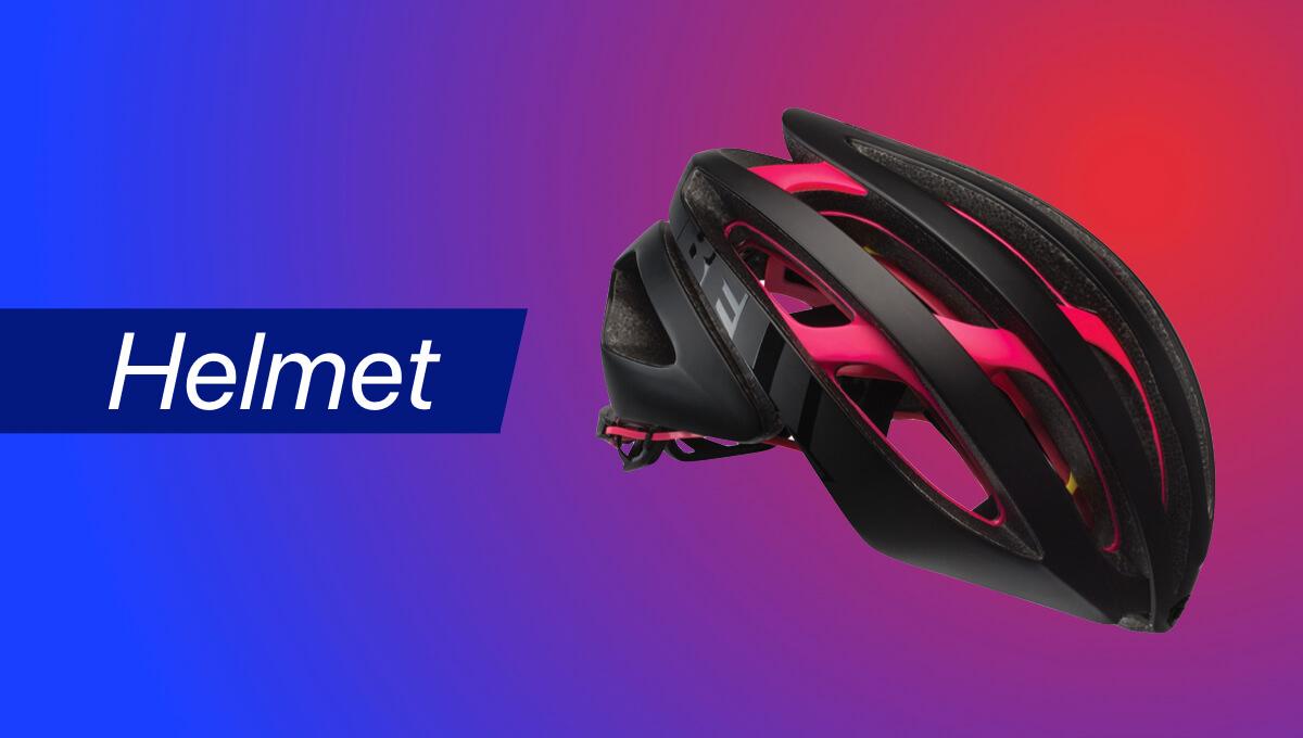 ロード用ヘルメット