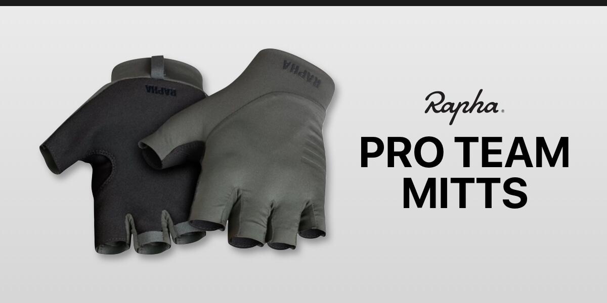Rapha Pro Team Mitts