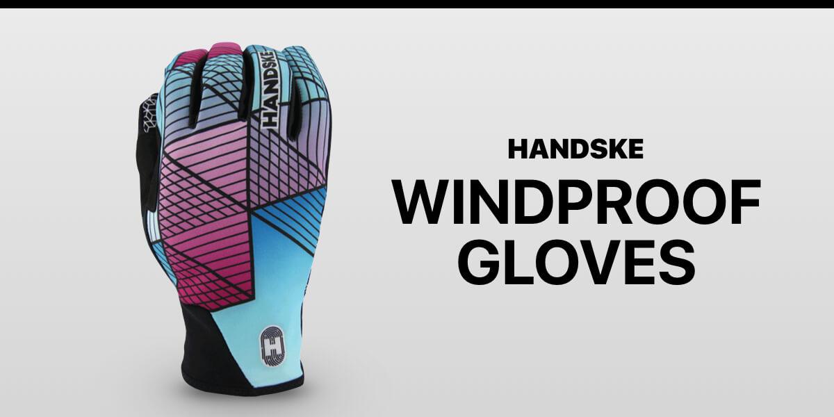 Handske Windproof Gloves