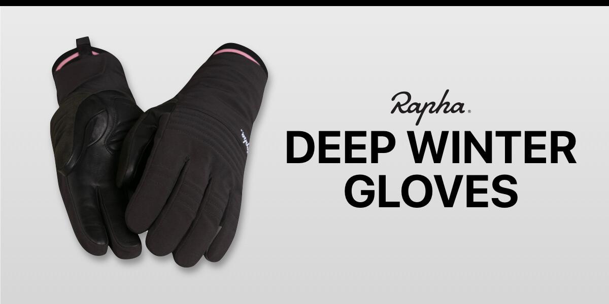 Rapha Deep Winter Gloves
