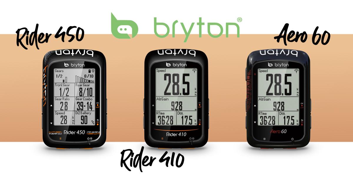 Bryton GPSシリーズ