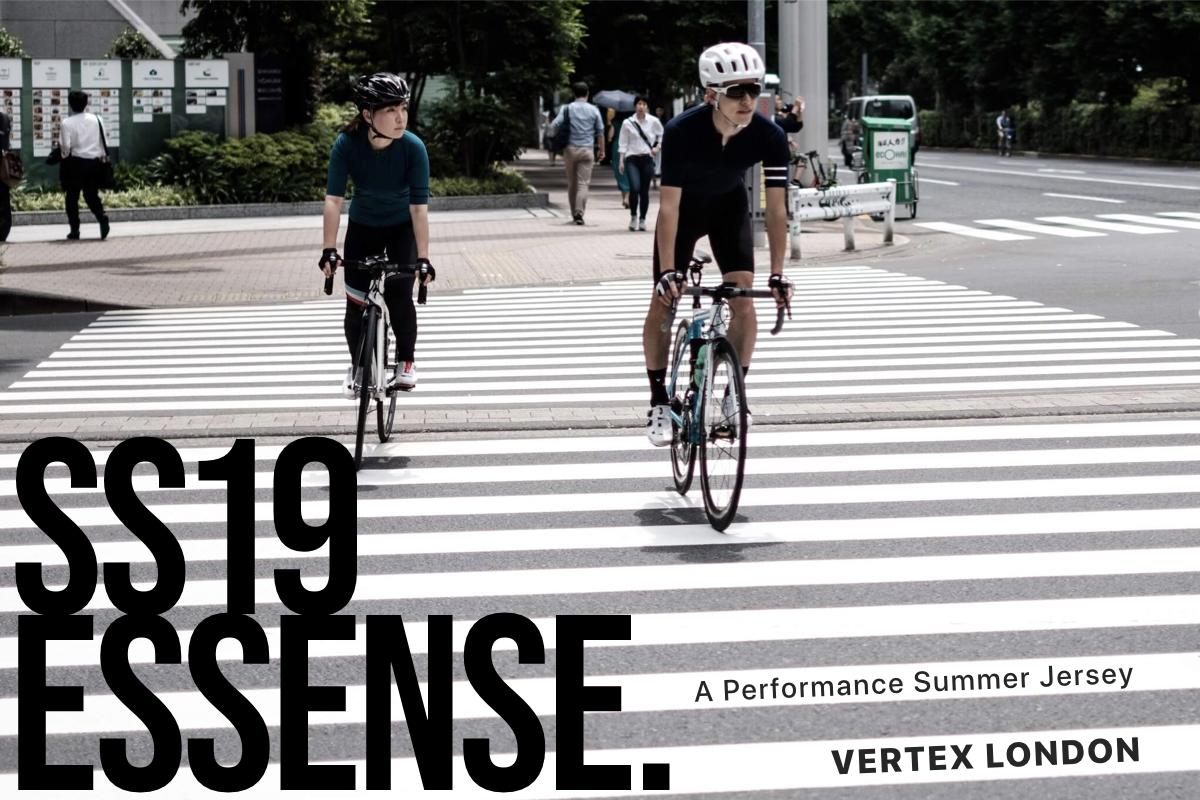 Vertex London SS19 Essense jersey