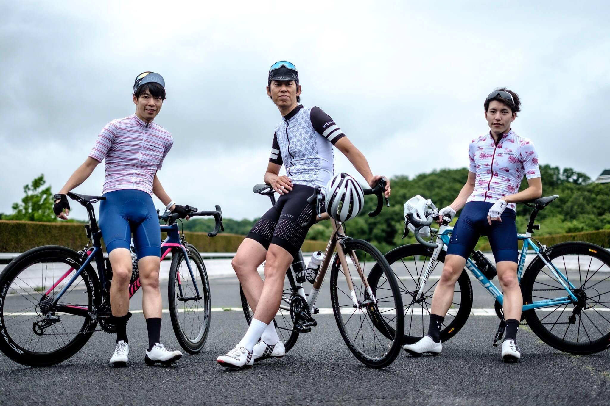 Café du Cycliste SS2019レビュー