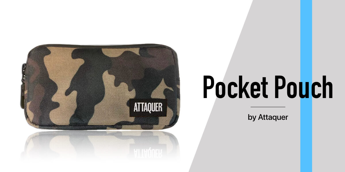 Attawuer Pocket Pouch