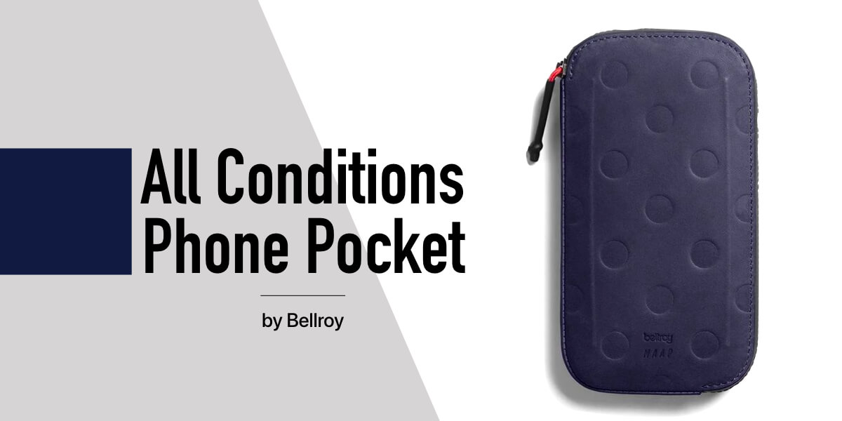 Bellroy All Conditions Phone Pocket