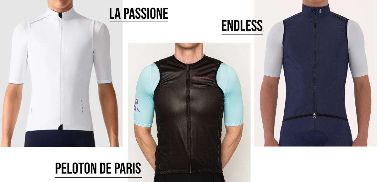 La Passione / Peloton de Paris / ENDLESS