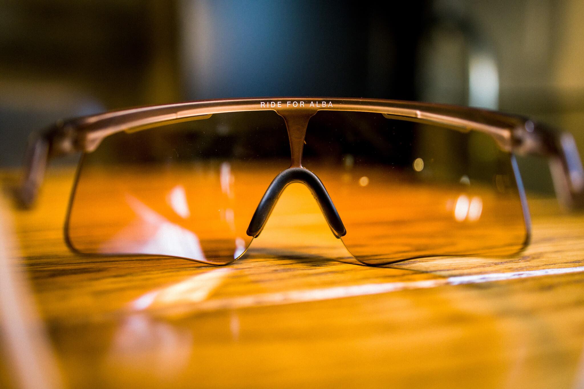 Alba Optics Delta レンズ
