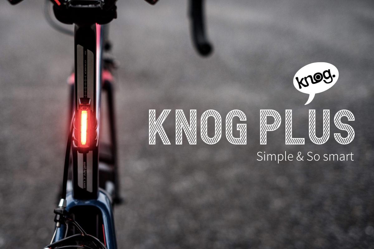 Knog Plus - ノグプラス レビュー