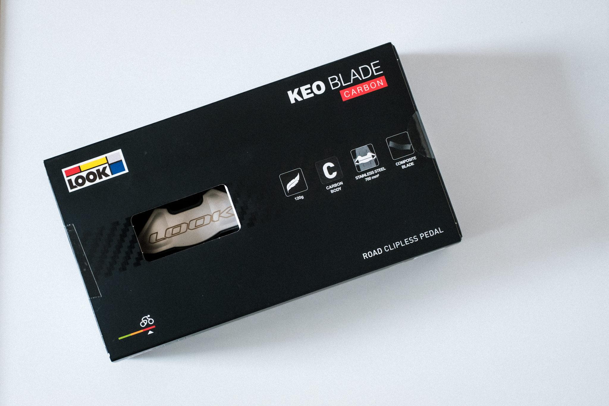 LOOK Keo Blade Carbon