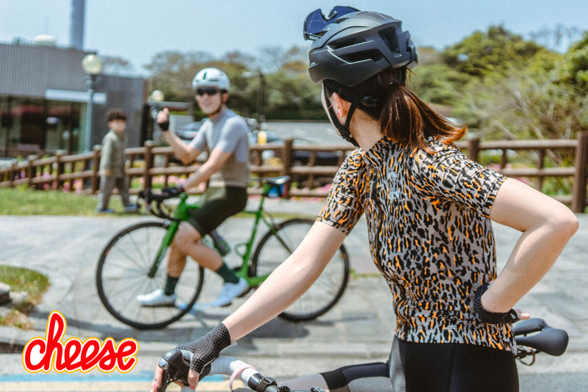 Cheese Cycling Club