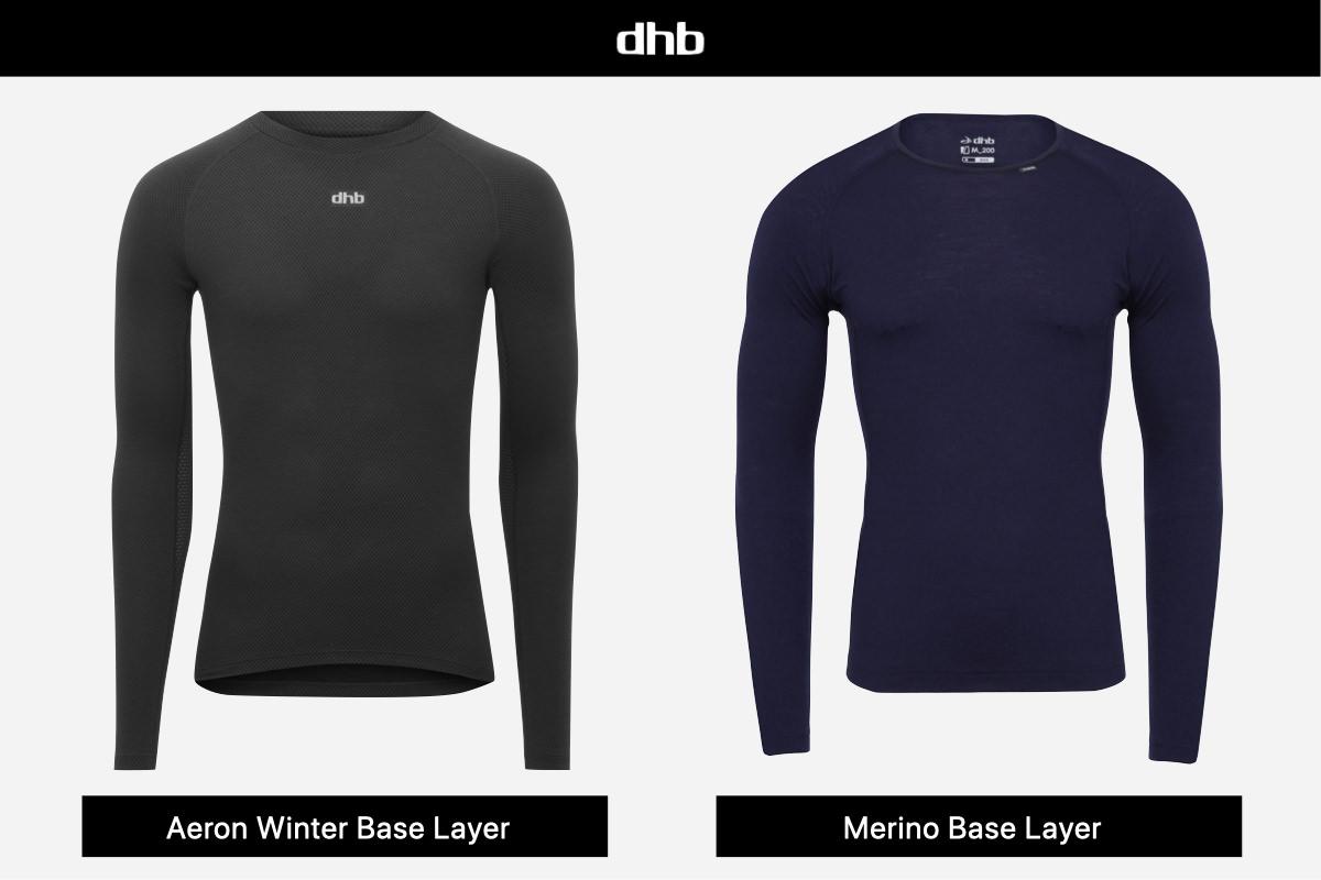 dhb 冬用ベースレイヤー
