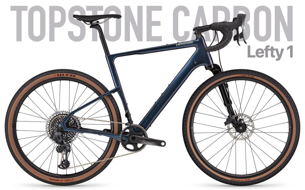 Cannondale Topstone Carbon Lefty
