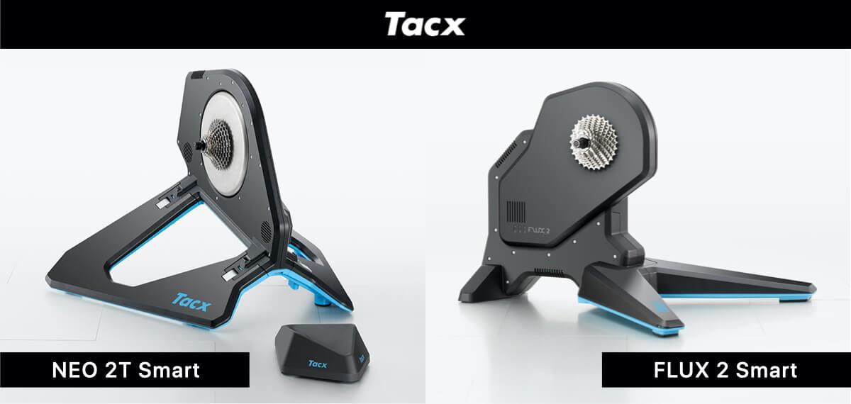 Tacxダイレクトドライブ式トレーナー