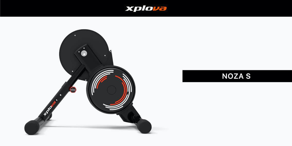 Xplova Noza S ダイレクトドライブ式トレーナー