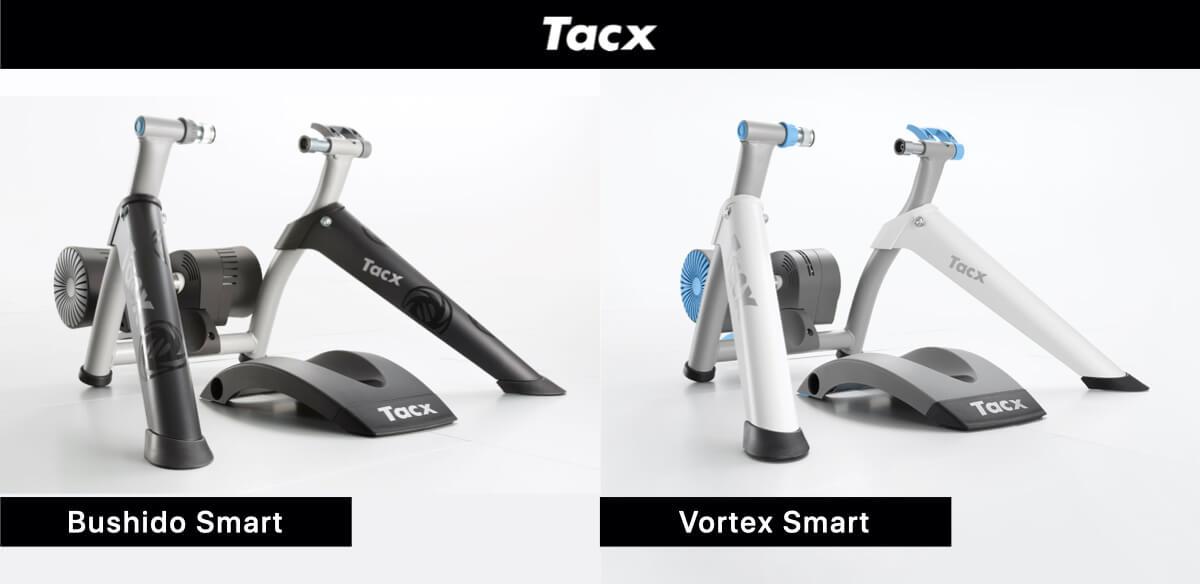 Tacxタイヤドライブ式トレーナー