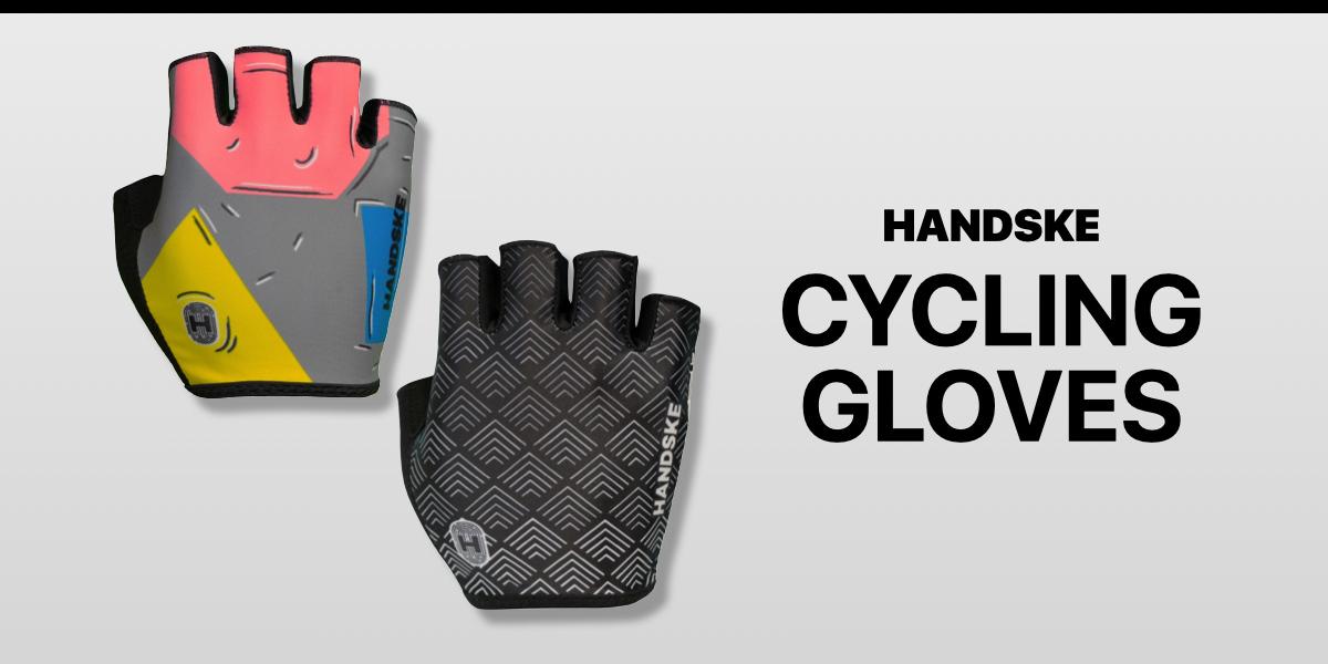 Handske サイクリンググローブ
