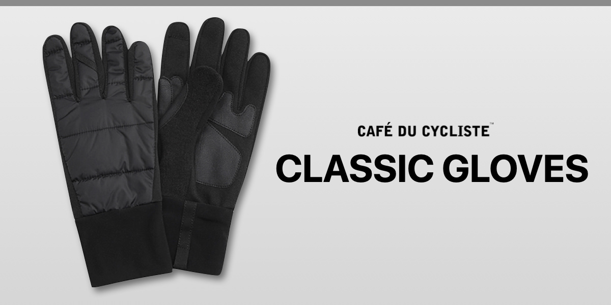 Café du Cyclisteクラシックグローブ