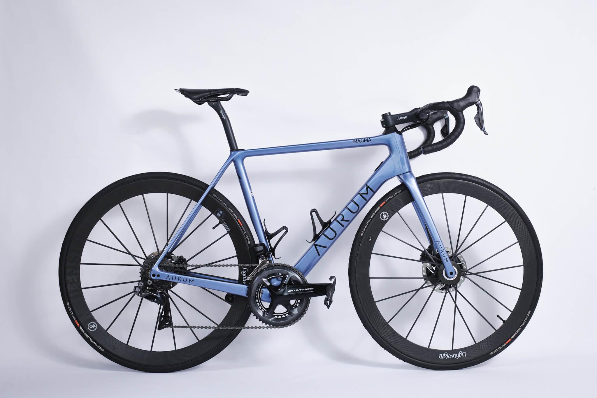 Aurum Magma Lightweight Shimano
