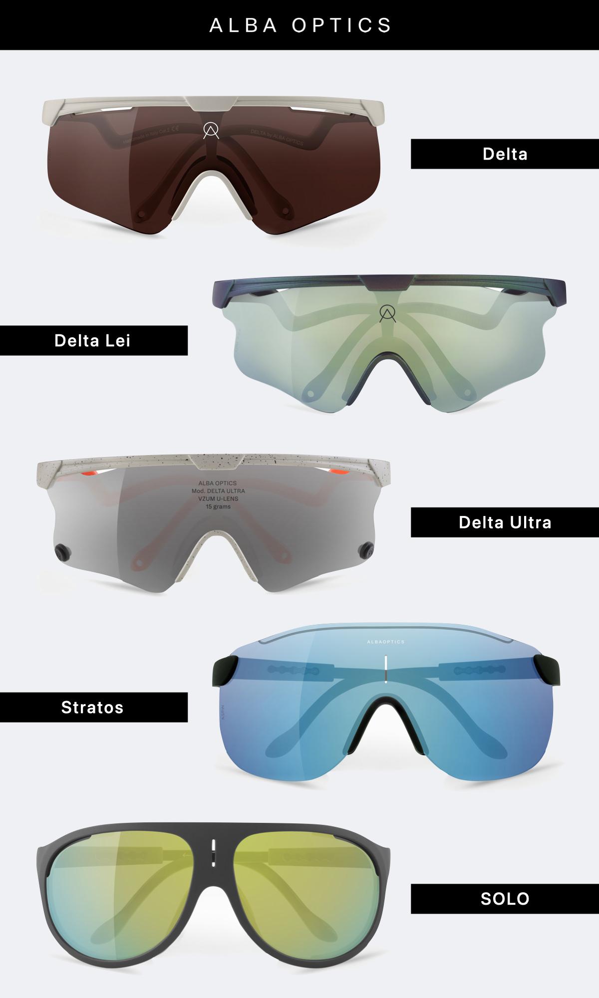 Alba Optics ラインナップ